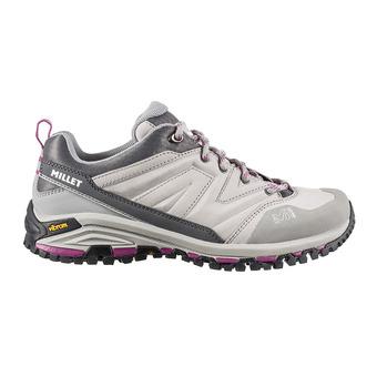 Millet HIKE UP - Zapatillas de senderismo mujer light grey