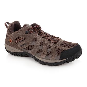 Zapatillas de senderismo hombre REDMOND™ cordovan/dark ginger