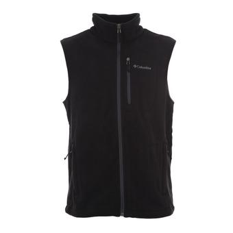 Sleeveless Fleece Men's - FAST TREK™ black