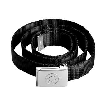 Cinturón LOGO black