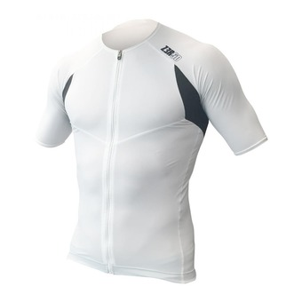 Z3Rod TT SINGLET - Triathlon Jersey - Men's - white