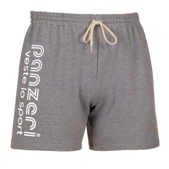 Panzeri UNI A - Short grey/white