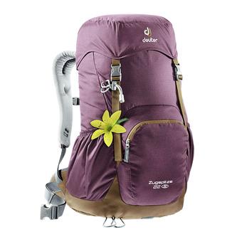 Deuter ZUGSPITZE 22L - Backpack - Women's - aubergine/tawny