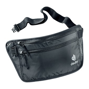 Porte-monnaie banane SECURITY MONEY BELT II noir