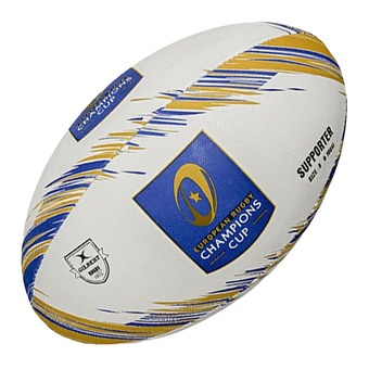 Ballon rugby CHAMPIONS CUP supporter T.5