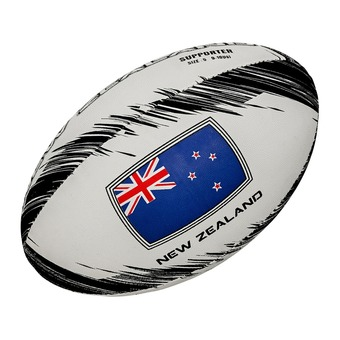Ballon de rugby supporter NOUVELLE ZELANDE T.5