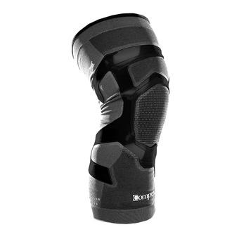 Ortésis para la rodilla izquierda TRIZONE KNEE negro