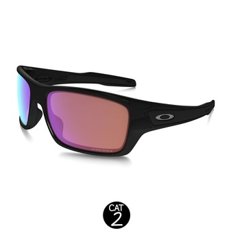 Gafas de sol TURBINE polished black w/prizm golf