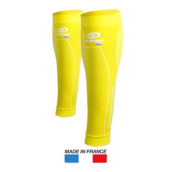 Bv Sport BOOSTER ELITE - Manchons jaune