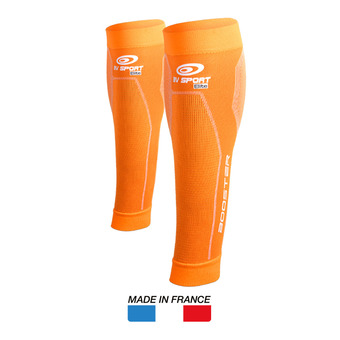 Manchons de compression BOOSTER ELITE orange