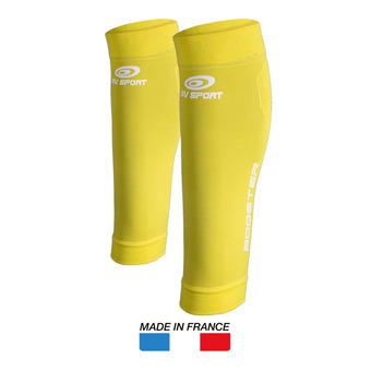 Bv Sport BOOSTER ONE - Manchons jaune