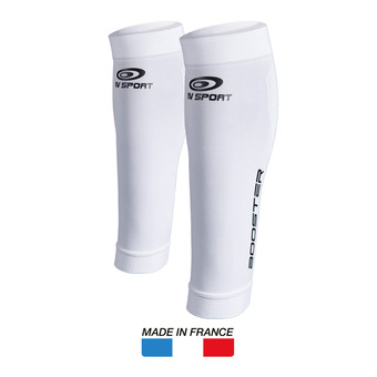 Bv Sport BOOSTER ONE - Medias white