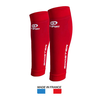 Compression Sleeves - BOOSTER ONE red
