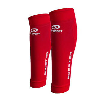 Bv Sport BOOSTER ONE - Calf Sleeves - red