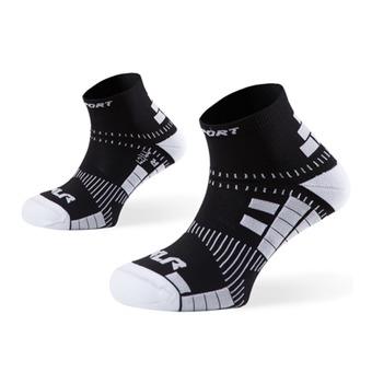 Calcetines de running XLR negro