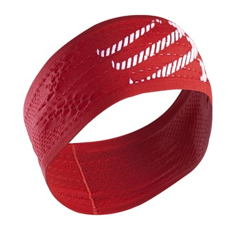 Cinta deportiva ON/OFF red