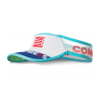 Compressport OXYGEN V2 - Visor - blue