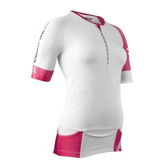 Camiseta mujer AERO TOP white