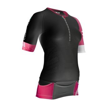 Camiseta mujer AERO TOP black