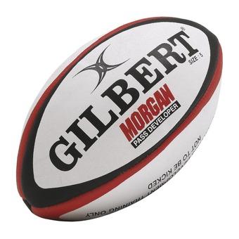 Gilbert MORGAN - Balón de rugby red