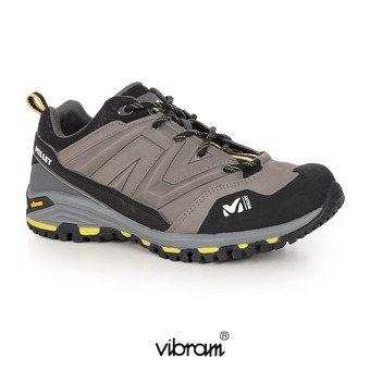 Zapatillas de senderismo hombre HIKE UP deep grey/anthracite