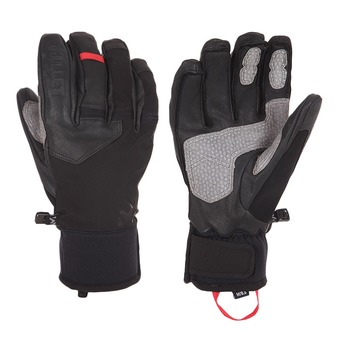 Guantes SMITHERS black