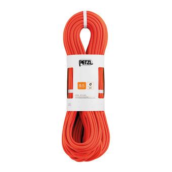 Petzl ARIAL - Corde à simple 9,5mm orange