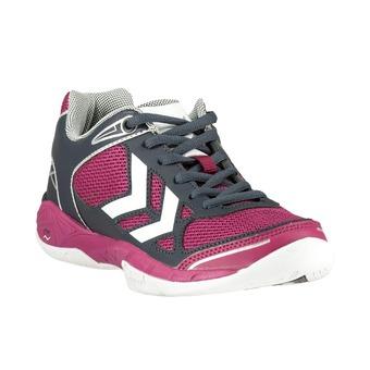 Chaussures handball femme OMNICOURT Z4 noir