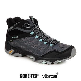 Zapatillas de senderismo hombre MOAB FST MID GTX® granite