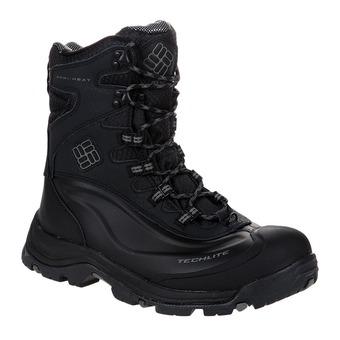 Columbia BUGABOOT PLUS III OMNI-HEAT - Après-Ski Boots - Men's - black/charcoal