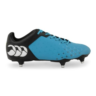 Chaussures rugby homme CONTROL CLUB atomic blue/black