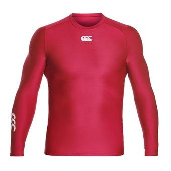 Camiseta térmica hombre hombre THERMOREG flag red