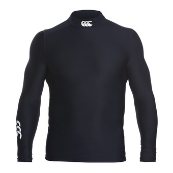 Canterbury THERMOREG TURTLE - Camiseta térmica hombre black