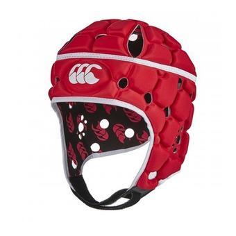 Casco VENTILATOR true red
