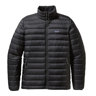 Patagonia DOWN SWEATER - Anorak hombre black