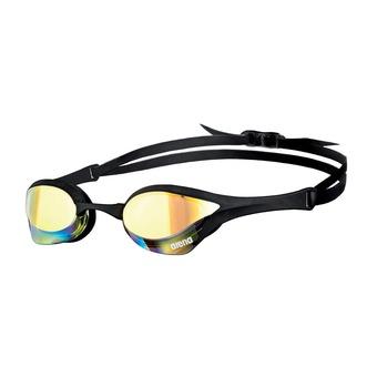 Gafas de natación COBRA ULTRA MIRROR yellow revol/balck/black