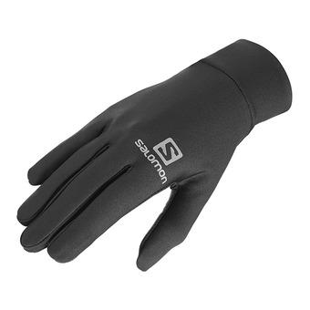 Salomon AGILE WARM - Gloves - black