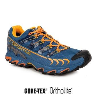 Zapatillas de trail hombre ULTRA RAPTOR GTX blue/papaya