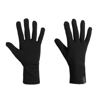 Icebreaker APEX LINERS - Sous-gants black