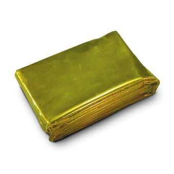 Raidlight SURVIVAL - Manta de supervivencia dorado/plateado