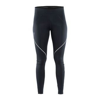 Collant femme COVER THERMAL noir