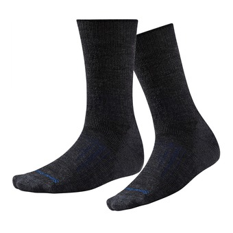 Smartwool PHD OUTDOOR HEAVY CREW - Socks - charcoal