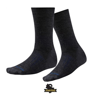 Calcetines PHD OUTDOOR HEAVY CREW charcoal