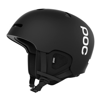 Casco de esquí AURIC CUT matt black