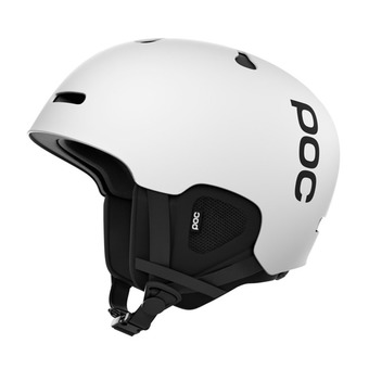 Casco de esquí AURIC CUT matt white