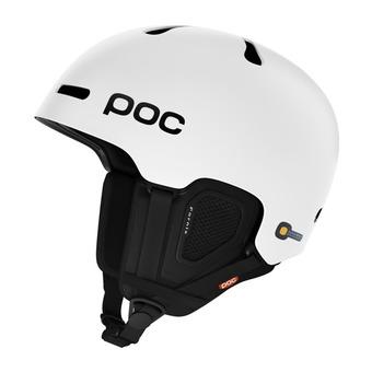 Poc FORNIX - Casco de esquí matt white