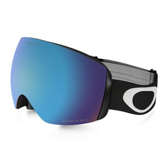 Masque de ski FLIGHT DECK XM matte black/prizm sapphire iridium