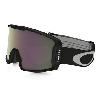 Gafas de esquí/snow LINE MINER matte black/prizm hi pink iridium
