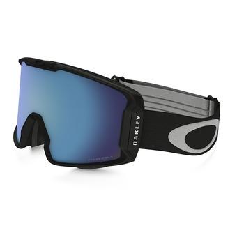 Gafas de esquí/snow LINE MINER matte black/prizm sapphire iridium