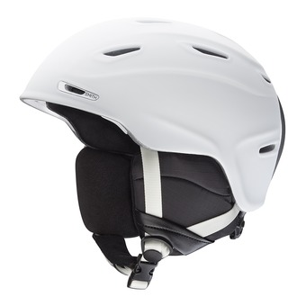 Smith ASPECT - Casco da sci matte white